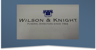 Wilson and Knight Funeral Home